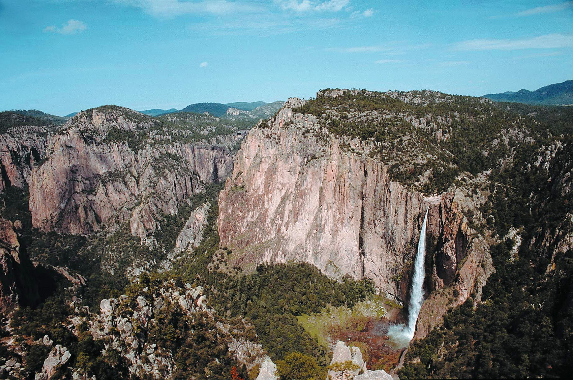 Mountain in Mexico | Location Scouting for Film